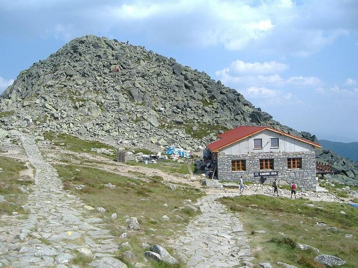 Nízké Tatry - Chopok (2024 m.)
