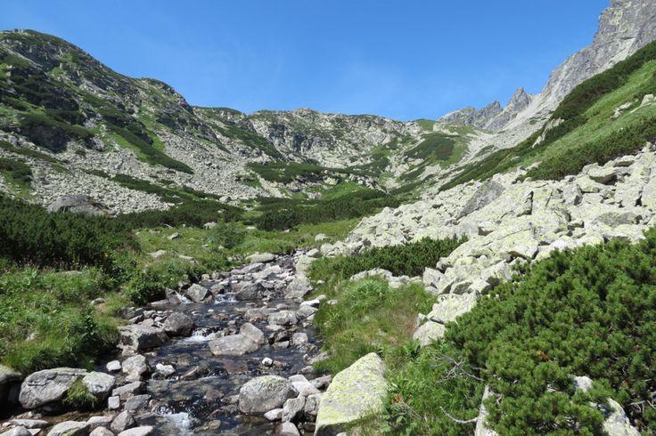 Zbojnický spád - Velká Studená dolina