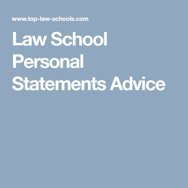 The 25+ best Law school personal statement ideas on Pinterest - law school personal statement