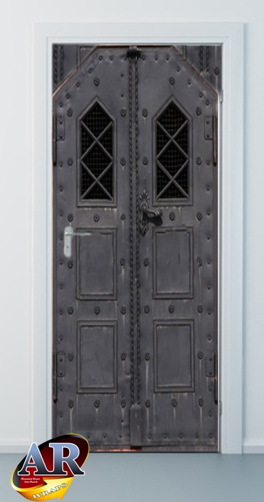 Old Church Iron Door   Door Wraps Library U2014 Http://www.rmwraps