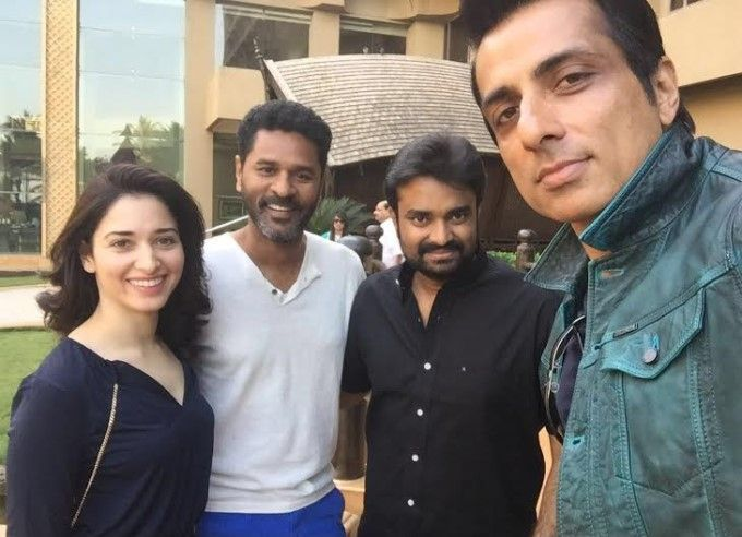 Tamil director Vijay joins hand with Hollywood's Paul Aaron for 'Devi' film