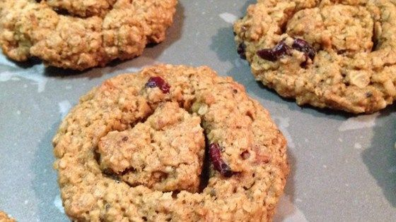 Oatmeal Chia Seed Cookies