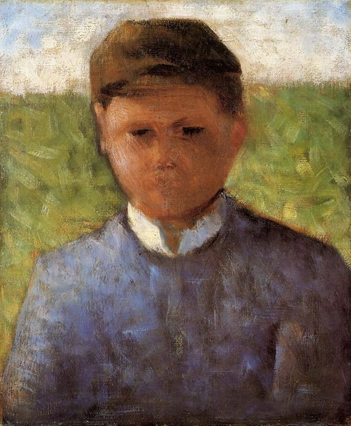 Georges-Pierre Seurat, (1859 - 1891) B8faf0b79fde1c0581c6ec7216d51385