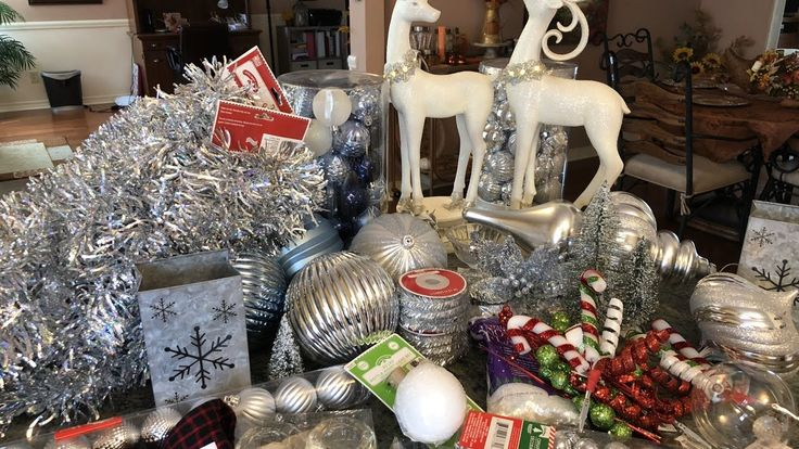 Christmas haul old time pottery walmart dollar tree