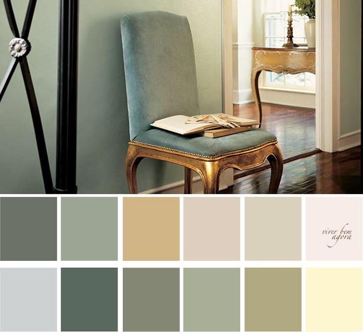qual a cor ideal para um quarto de dormir