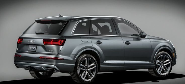 Cool Audi 2017: Nice Audi 2017: As customer preference shifts from large SUV's to crossover SU... Car24 - World Bayers Check more at http://car24.top/2017/2017/02/27/audi-2017-nice-audi-2017-as-customer-preference-shifts-from-large-suvs-to-crossover-su-car24-world-bayers/