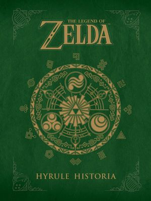 Comic Review: (ARC) The Legend of Zelda - Hyrule Historia | I Smell Sheep