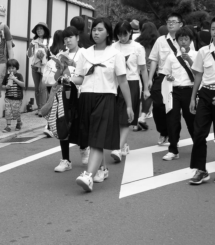...street photography... - ...series by T.L. (Kyoto, Japan)...