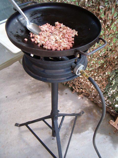 disc cooking | Thread: Beef Discada Tacos and Summer Fun!!