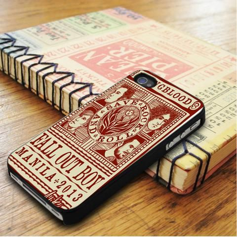 Fall Out Boy Fans Art iPhone 5|iPhone 5S Case