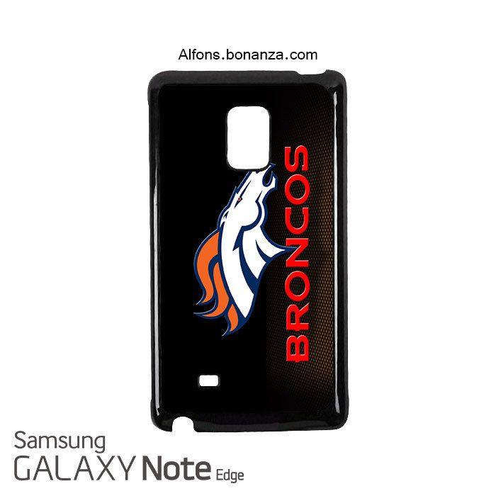 Denver Broncos Logo Samsung Galaxy Note EDGE Case