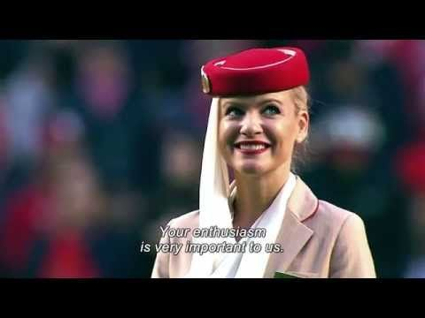 Benfica Safety video | Emirates - YouTube