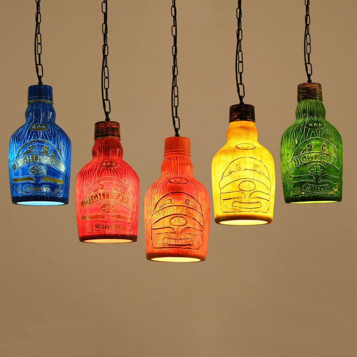 25+ Best Ideas About Beer Bottle Lights On Pinterest