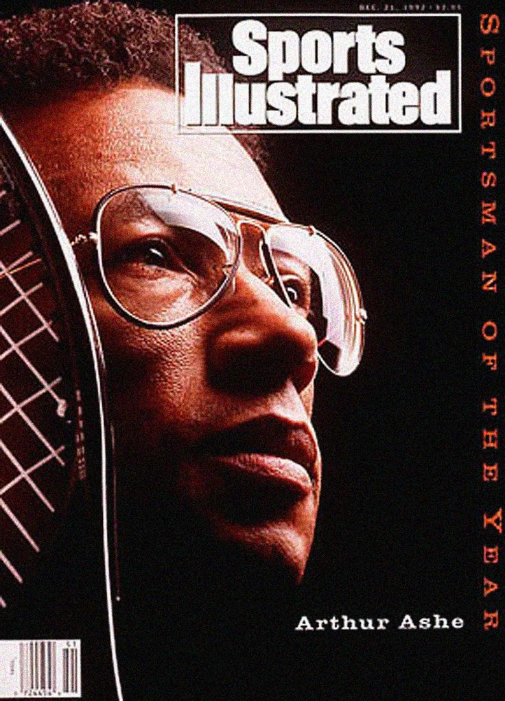 """Arthur Ashe - One of the classiest athletes of all time!  .......""""Start where you are...Use what you have...Do what you can."""""""