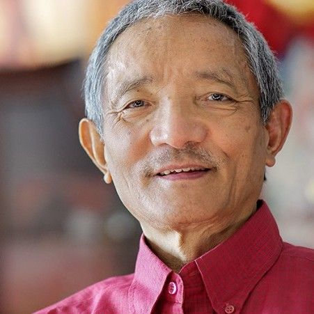 """The need for dualistic practice ~ Tulku Thondup Rinpoche http://justdharma.com/s/slgmx  Why do we need dualistic practices, such as generating merit, to reach a state that transcends duality? Because we have to start from where we are. Our mind's true nature is covered by karmic turbulence caused by our grasping at self and our negative mental habits. """"Grasping at a self"""" refers to the way we grasp at mental objects as truly existing, perceiving them dualistically as subject and object. The…"""
