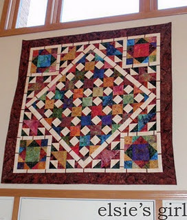 Quilt Patterns from Aardvark and Baby Aardvark - Pamela