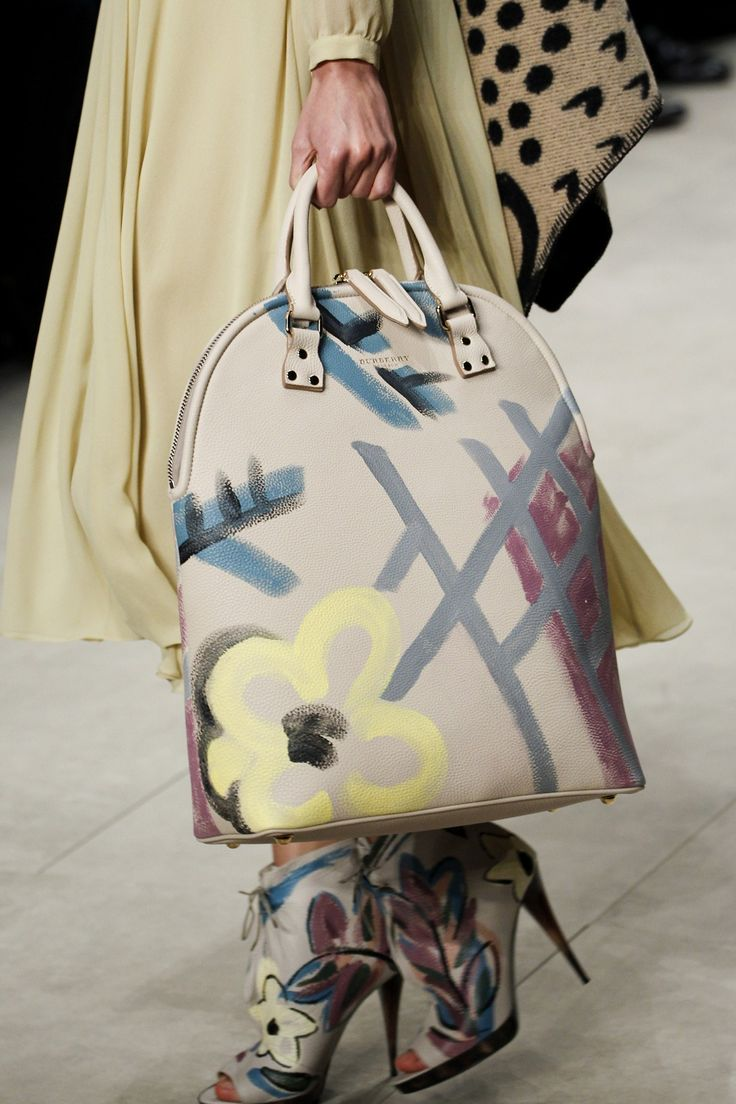 Burberry Prorsum - Autumn/Winter 2014