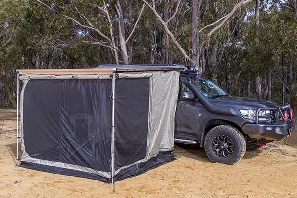 Arb 2500 Deluxe Awning Room With Floor View Awning Accessories Tent Awning Awning Shade