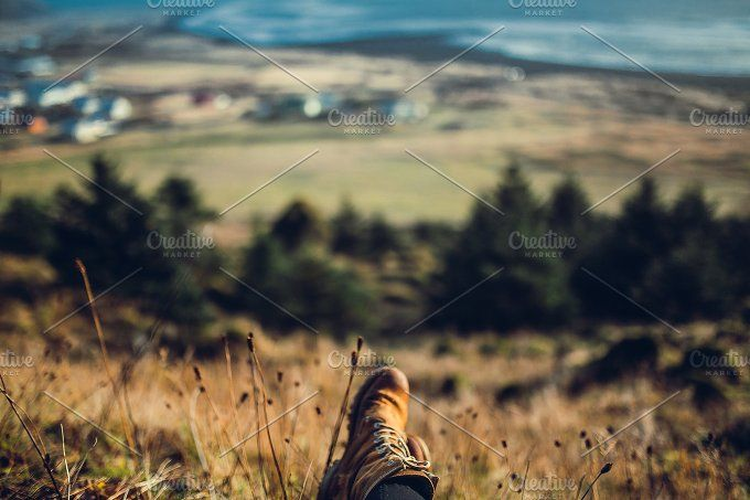 Sit for a while and breathe... by Krisp_Krisp on @creativemarket
