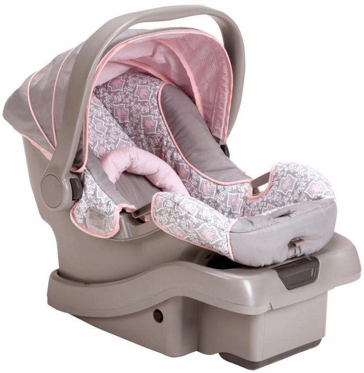 OnBoard 35 Infant Car Seat Adjustable Base with Infant ...