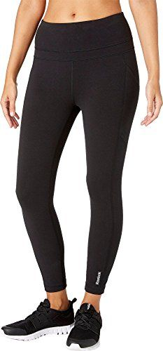 Reebok Womens clothing Leggings & tights Clearance With