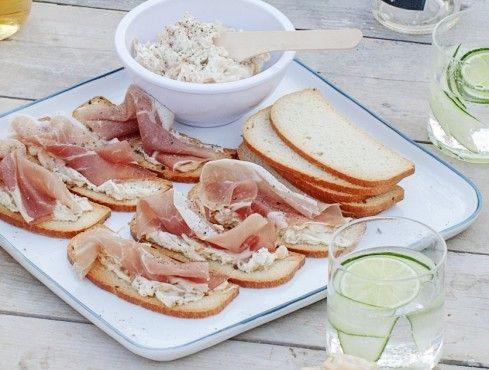 10 Ricette pranzo all'aperto
