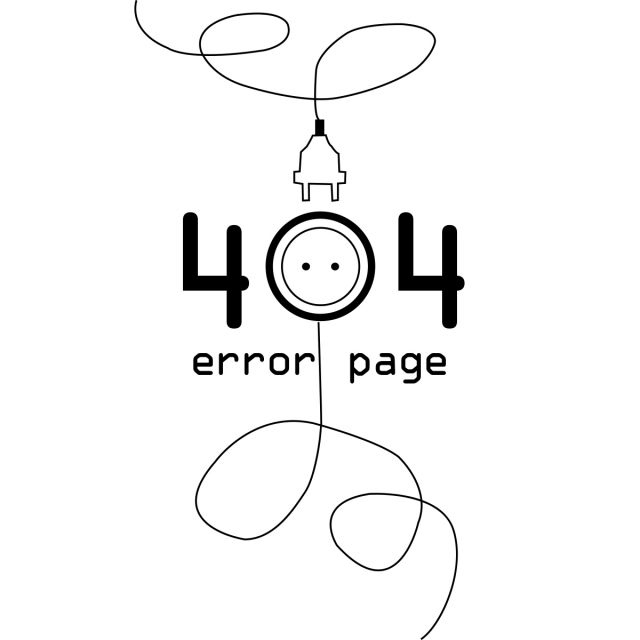 Socket 404 Error Page For Desktop And Mobile Page Error Error Page 404 Error Png And Vector With Transparent Background For Free Download Error Page Page Design Pink Flowers Background