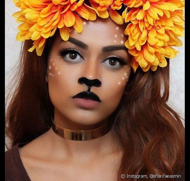 Halloween: veja 10 inspirações de maquiagens temáticas para a festa mais assustadora do ano!