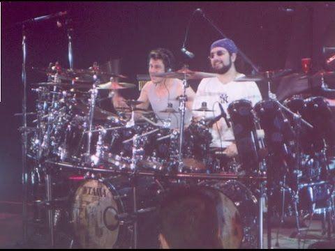 Mike Mangini & Mike Portnoy - Jamming