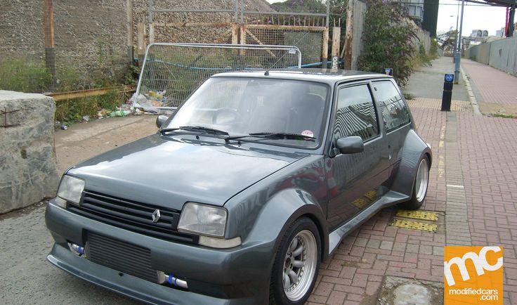 modified renault 21 turbo - Google Search