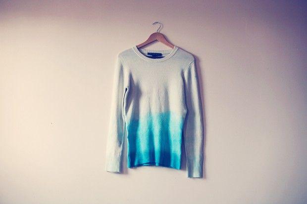 DIY Sweater Ideas http://www.stylemotivation.com/15-amazing-diy-sweater-ideas/