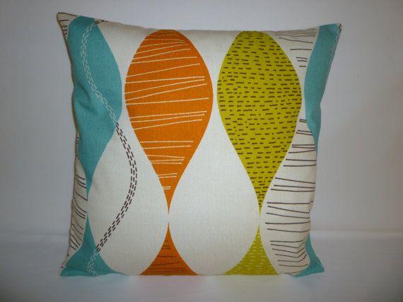 1000 Ideas About Orange Throw Pillows On Pinterest