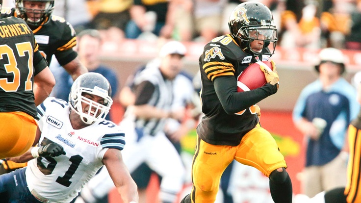 Chris Williams may be the most dangerous man in the CFL