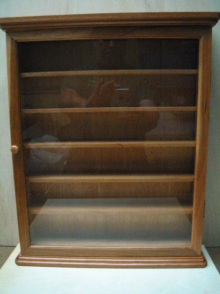 Pint Glass Display Case Plans Woodworking Projects Plans