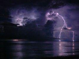 Sonidos de lluvia y tormenta