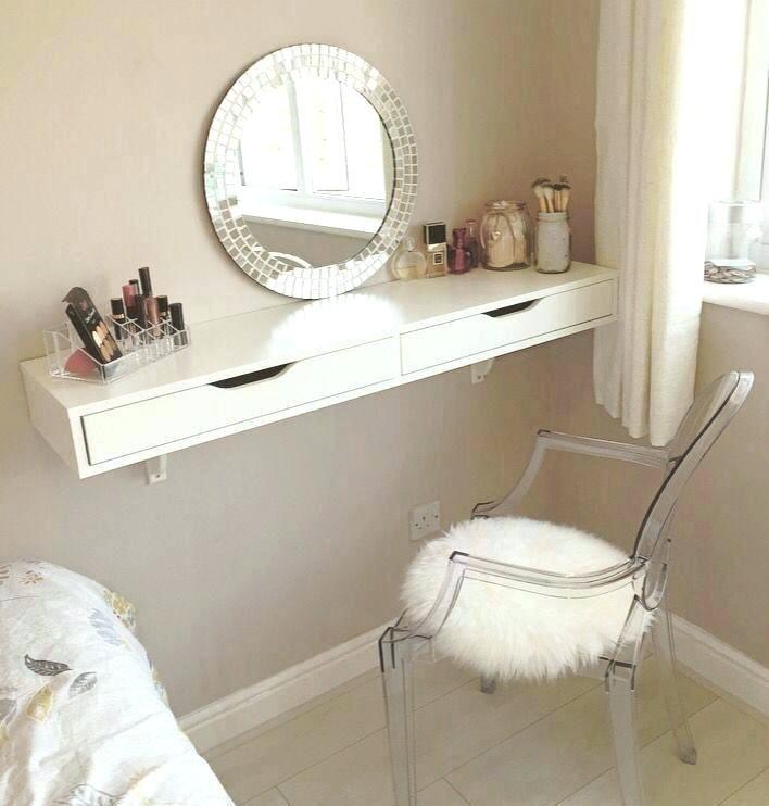 Image Result For Floating Shelves As Dressing Table Room Inspiration Home Decor Room Decor