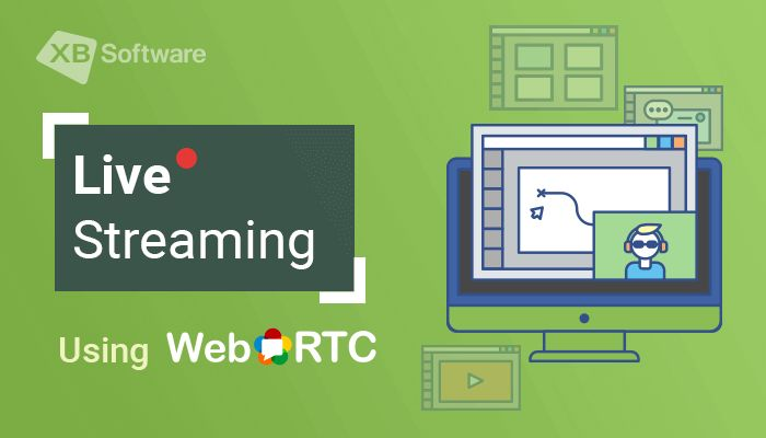 Learn more about using the #WebRTC technology for creating #livestreaming #apps #videochatting #videosteaming http://lnk.al/53Y0