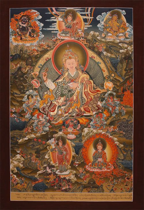 462 best vajra images on pinterest buddhism goddesses and deities padmasambhava fandeluxe Image collections