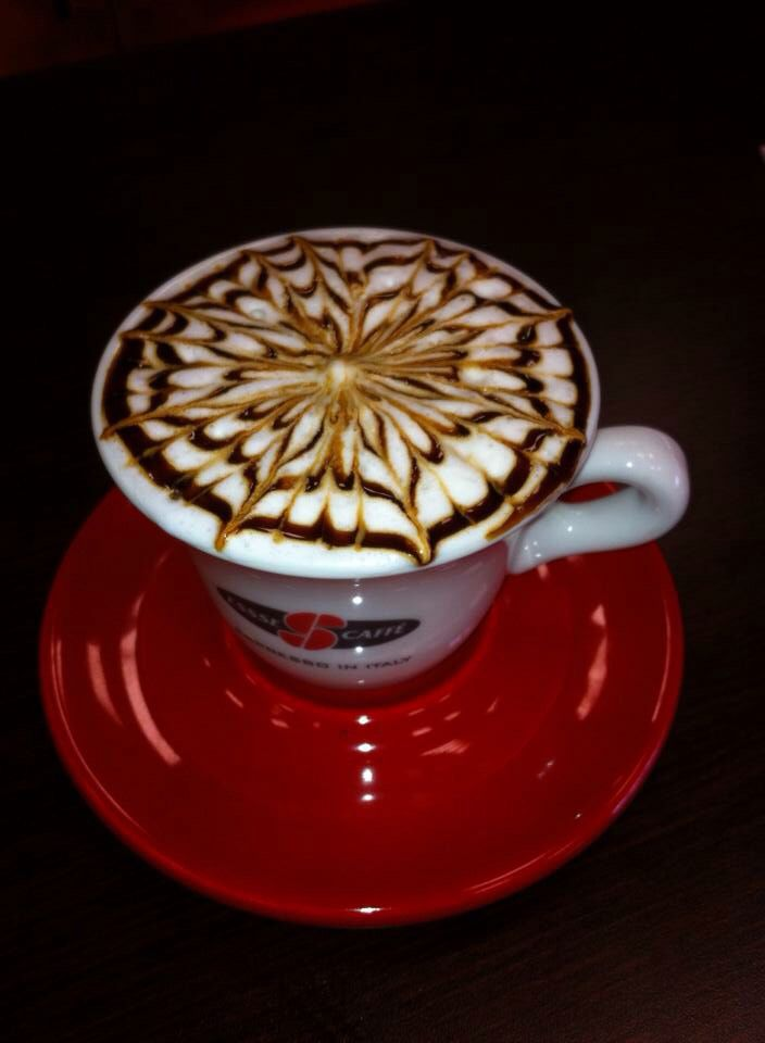 psychedelic coffee❤️