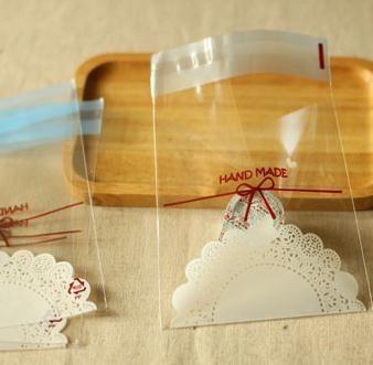 Купить товарНовое поступление 100 шт./лот романтический белого кружева бисквитный упаковывая мешок печенья упаковка пластиковые мешки конфеты для 7 см * 7 см в категории События и праздничные атрибутына AliExpress.   Free Shipping 100 pcs/lot Biscuit Packaging Bag Cookie Packing Plastic Candy Cake Gift Bags 10cm*10cmUSD 3.25/lotFree