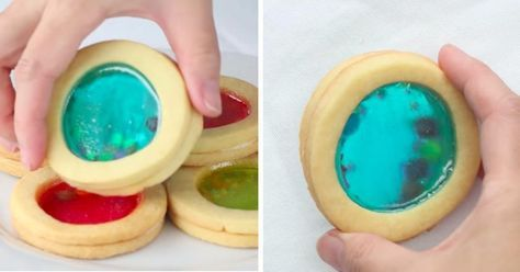 Jamais vous n'avez vu de pareils biscuits!