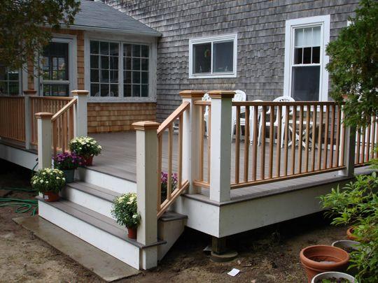 Deck Stain Colors Ideas   Source: Http://www.chrisgillconstruction.com