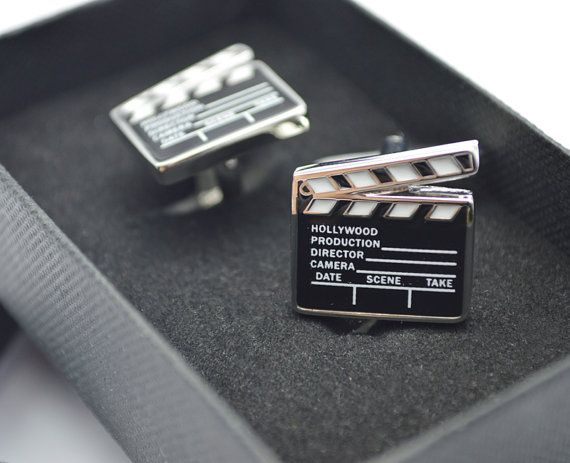 Hollywood movie action clapper TV film director by davesdisco
