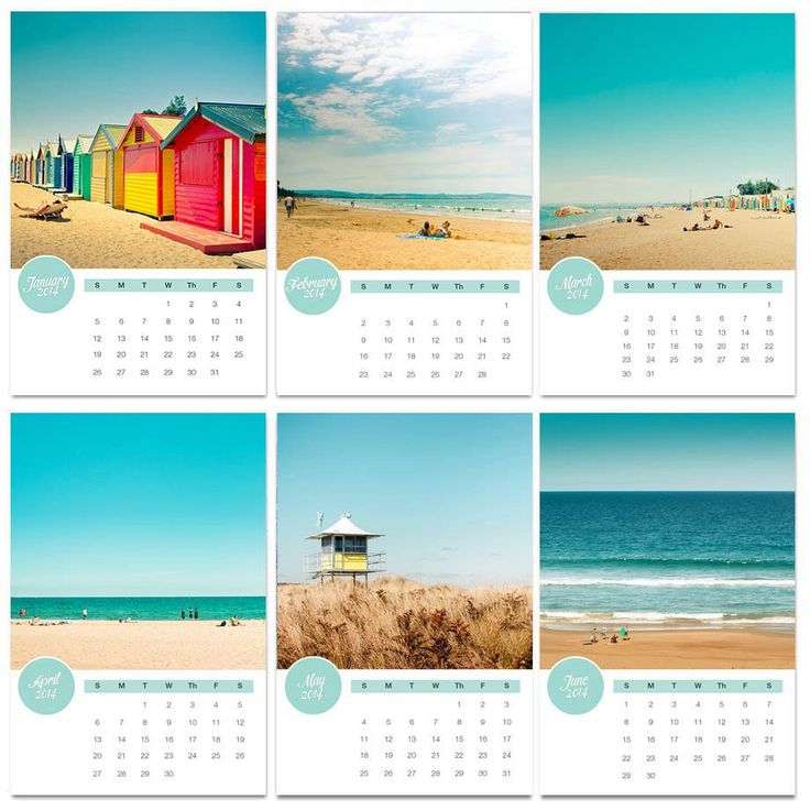 7 best Photography Calendar Ideas images on Pinterest | Calendar ...