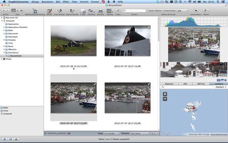 Lemke Software: GraphicConverter