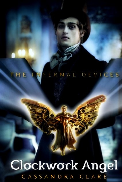 The Infernal Devices - Very steam punk meets Victorian era. This book has it all- Vampires, demonic robots, warlocks,  faery folk, angels, warlocks, and more...
