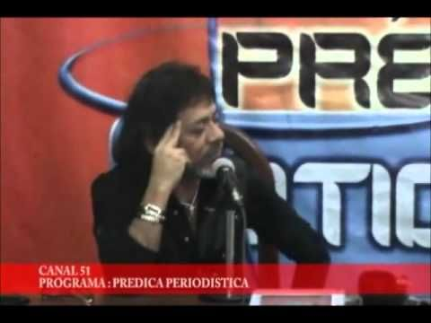"Critica en Programa ""Predica Periodistica"" Canal 5 / Pucallpa"
