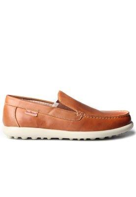 Gino Mariani Mancio Leather Light Brown