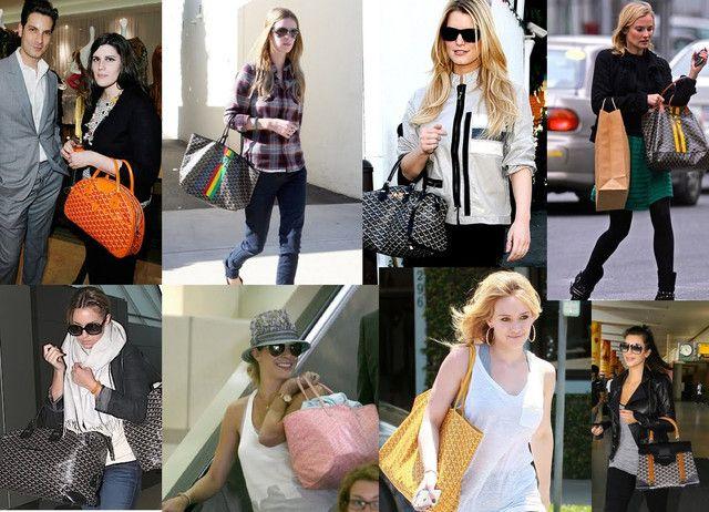 Various Best-Selling Goyard Bags!Love Them!
