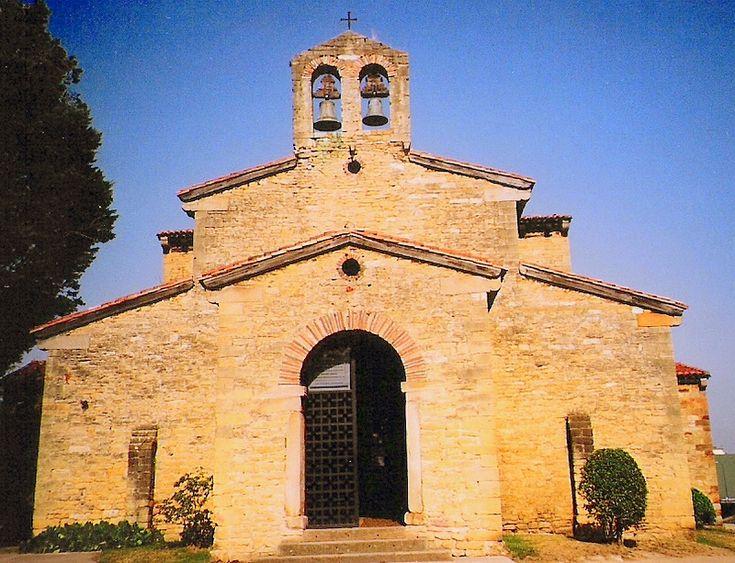 Iglesia de Santullano (Periodo prerramirense).